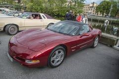 2004 Chevrolet-Korvet C5 Stock Fotografie
