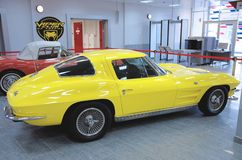 Chevrolet-Korvet C2 Stock Fotografie