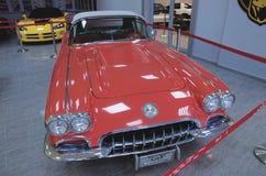 Chevrolet-Korvet C1 Stock Afbeeldingen