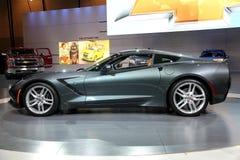 Chevrolet-Korvet 2014 Pijlstaartrog Royalty-vrije Stock Foto