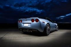2012 Chevrolet-Korvet ZR1 Stock Foto's