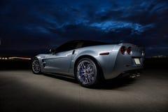 2012 Chevrolet-Korvet ZR1 Royalty-vrije Stock Foto