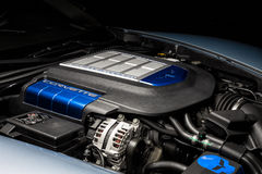 2012 Chevrolet-Korvet ZR1 Stock Afbeelding