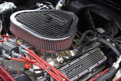 Chevrolet-Korvetc2 motor stock foto's