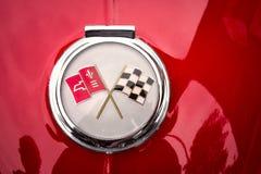1963 Chevrolet-Korvetpijlstaartrog Royalty-vrije Stock Afbeeldingen