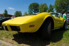 Chevrolet-Korvetpijlstaartrog ( C3) Stock Foto