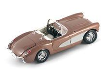 Chevrolet korweta 1957 Obrazy Stock