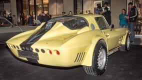 Chevrolet korweta C2 Zdjęcia Stock