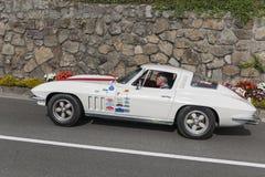Chevrolet korweta Sting Ray Zdjęcie Royalty Free