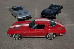 1963 Chevrolet korwety zdjęcie royalty free