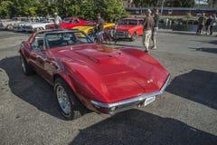 1968 Chevrolet korwety Stingray 427 C Fotografia Stock