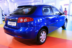 Chevrolet Lacetti  Stock Photography