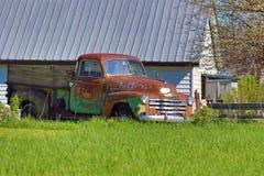 Chevrolet 3600 Landbouwbedrijfvrachtwagen Royalty-vrije Stock Foto's