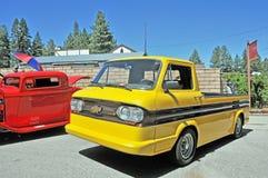Chevrolet lastlastbil Arkivbild