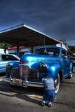 1941 Chevrolet ledar- lyx- Royaltyfri Bild