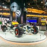 Chevrolet LEGO Batmobile Royalty-vrije Stock Fotografie