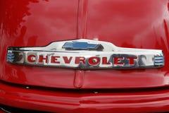 Chevrolet loga samochód Fotografia Stock