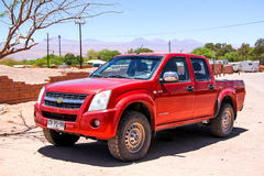 Chevrolet LUV D-Max Stock Photo