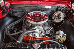 1964 Chevrolet Malibu μετατρέψιμο Στοκ Φωτογραφία