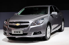 Chevrolet Malibu Stock Photos
