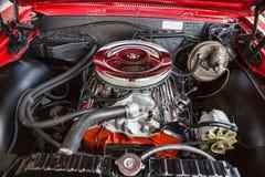 Chevrolet Malibu cabriolet 1964 Arkivbild
