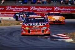 #24 Chevrolet Monte Carlo door Jeff Gordon wordt gedreven dat Royalty-vrije Stock Afbeelding
