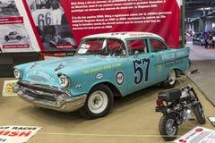 Chevrolet nascar lizenzfreies stockfoto