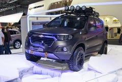 Chevrolet Niva Royaltyfria Bilder