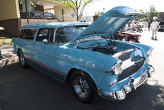 Chevrolet Nomad 1955 Stock Photography
