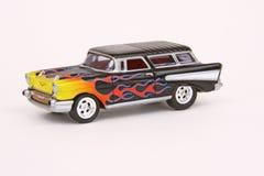 Chevrolet Nomad 1957. 1957 Chevrolet Nomad, Johnny Lightning Thunder Wagons Royalty Free Stock Images