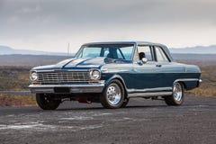 Chevrolet nova 1964 Royaltyfri Foto