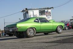 Chevrolet nova Arkivfoto