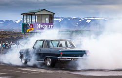 1964 Chevrolet-Nova Stock Afbeelding