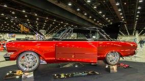 1963 Chevrolet-Nova Stock Afbeelding
