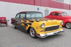 Chevrolet 150 op vertoning Royalty-vrije Stock Foto's