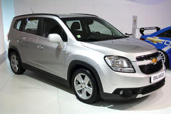 Chevrolet Orlando Royalty Free Stock Photos