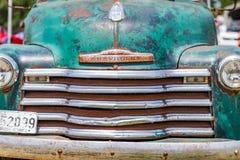 1950 Chevrolet 3100 Pick-up Stock Afbeelding