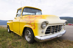 Chevrolet pick up 3100 Stock Photos