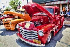 Chevrolet-Pick-up Royalty-vrije Stock Afbeeldingen