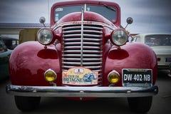 1939 Chevrolet-pick-up Royalty-vrije Stock Afbeelding