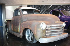 Chevrolet pick-up truck Stock Image
