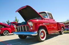 Chevrolet pickup 1955 Arkivfoto