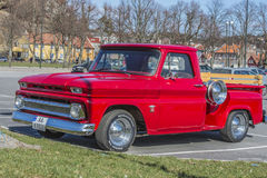 1965 Chevrolet Pickup C10 Stepside Royalty Free Stock Photography