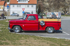1965 Chevrolet Pickup C10 Stepside Royalty Free Stock Photo