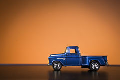 Chevrolet 3100 pickup toy car Stock Photo