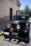 1950 Chevrolet preto Imagem de Stock