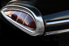 Chevrolet-Rücklicht 1959 Lizenzfreies Stockfoto