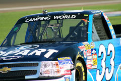 Chevrolet Racing Truck Series Ron Hornaday Stock Photography
