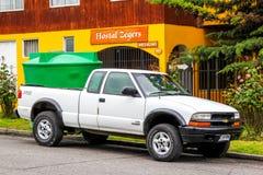 Chevrolet S10 royalty-vrije stock foto