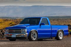 Chevrolet S-10 Stock Photo